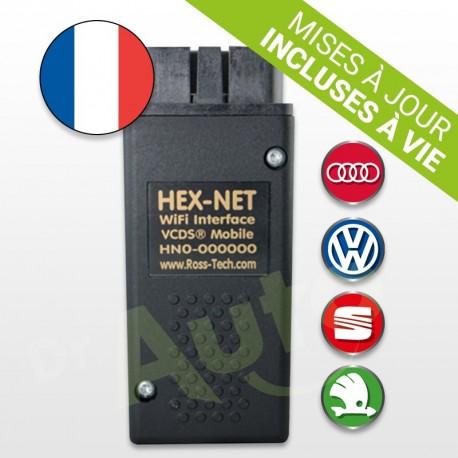 HEX-NET WiFi+USB pour groupe VAG (1990-2017 et +)
