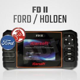 Scanner iCarsoft FD-II multi-système + vidange pour Ford et Holden