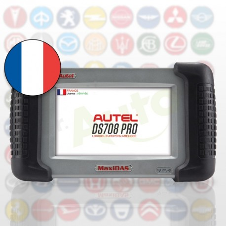 Autel MaxiDAS DS708 Pro - Version officielle®