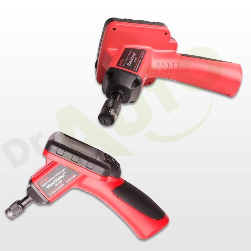 Vid 233 Oscope Maxivid 233 O Mv400 Par Autel Cam 233 Ra Num 233 Rique D Inspection