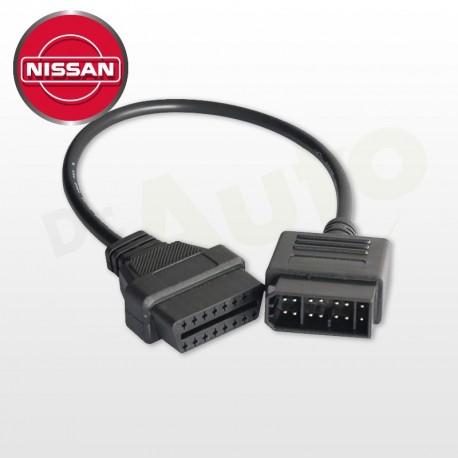 Adaptateur Nissan OBD 1 14 PIN vers OBD2