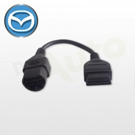 Adaptateur Mazda OBD 1 vers OBD2