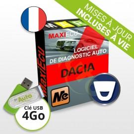 PACK interface MPM-COM + logiciel MaxiECU - Dacia