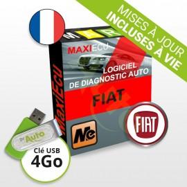PACK interface MPM-COM + logiciel MaxiECU - Fiat