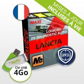 PACK interface MPM-COM + logiciel MaxiECU - Lancia