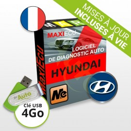 Logiciel de diagnostic Hyundai MaxiECU + Interface MPM-COM