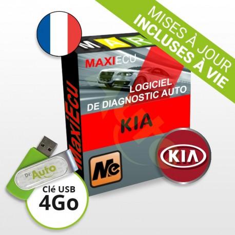 Logiciel de diagnostic Kia MaxiECU + Interface MPM-COM