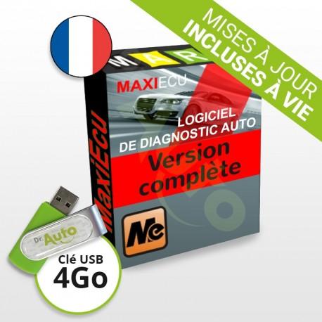 Pack Logiciel de Diagnostic FULL MaxiECU + Interface MPM-COM