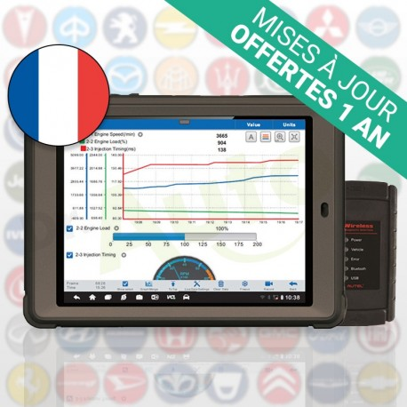 MaxiSys Mini MS905 - Version française officielle®