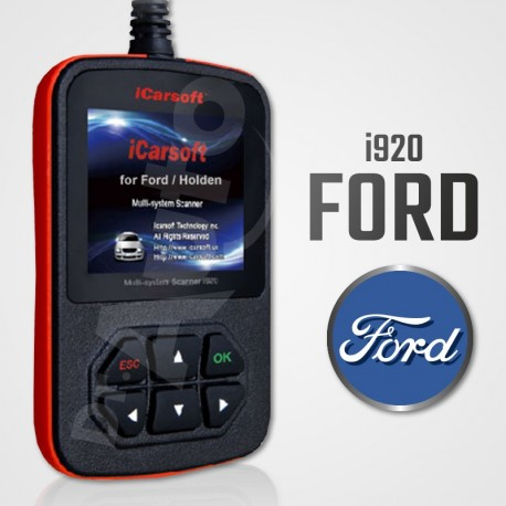 Scanner iCarsoft i920 multi-système pour Ford