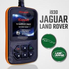 Scanner iCarsoft i930 multi-système pour Land Rover et Jaguar