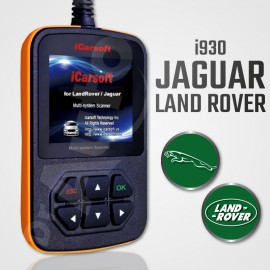 Outil diagnostic Land Rover et Jaguar multi-système - iCarsoft i930