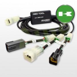 Outil diagnostic Moto et Quad Kawasaki - OBD Tool Healtech