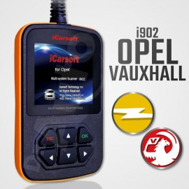 Outil diagnostic Opel et Vauxhall multi-système - iCarsoft i902