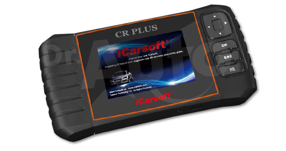scanner diagnostic multimarque icarsoft cr plus reset vidange. Black Bedroom Furniture Sets. Home Design Ideas
