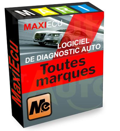 pack maxiecu 2 full logiciel avec interface de diagnostic mpm com. Black Bedroom Furniture Sets. Home Design Ideas
